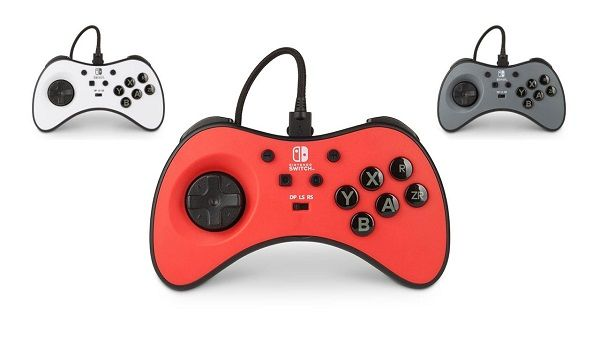 PowerA Fusion Wired Fight Pad