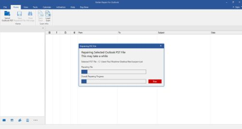 pst-repair-process-start-repair outlook 365