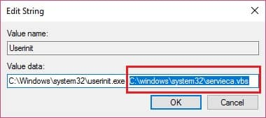 Delete VMapplet and WinStationsDisabled from Registry - Windows Script Host Error Adobe