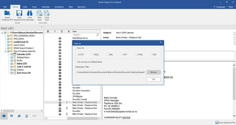 Outlook 2016 Auto Archive Not Working