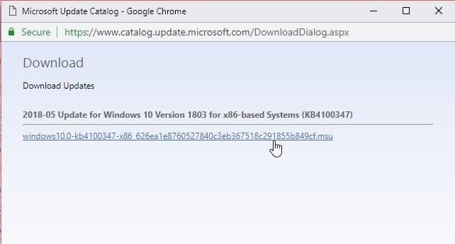 Feature Update to Windows 10, Version 1909 - Error 0x80070005