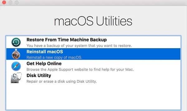 Mac Frozen on Login Screen