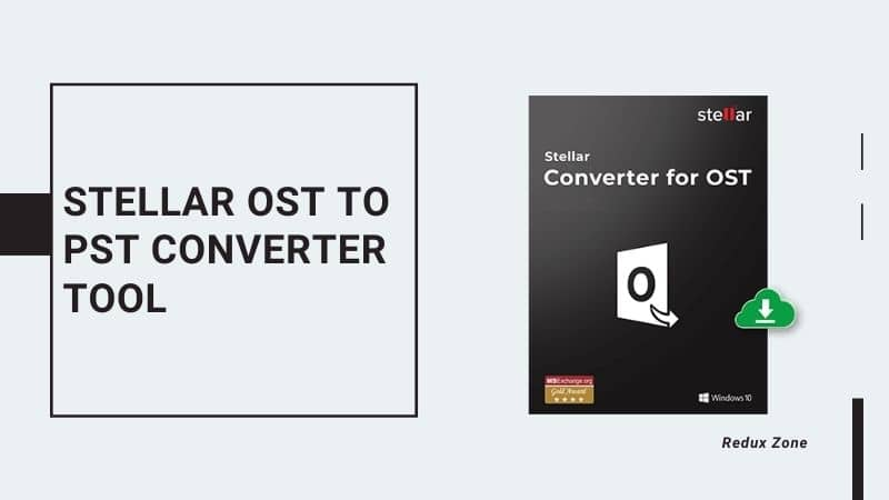 Stellar OST To PST Converter Tool