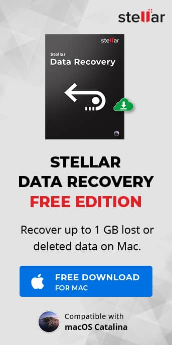 Buy Stellar Mac Data Recovery Software