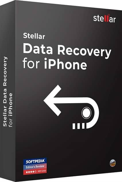 Stellar Data Recovery for iPhone - Stellar Christmas Offers 2020