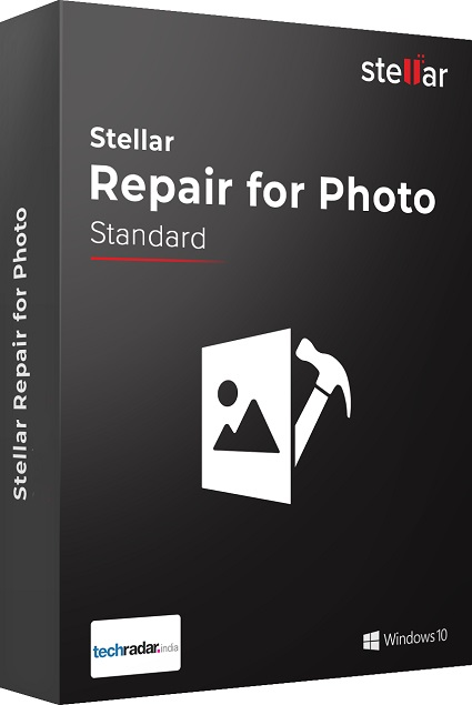 Stellar Repair for Photo - Stellar Christmas Offer 2020