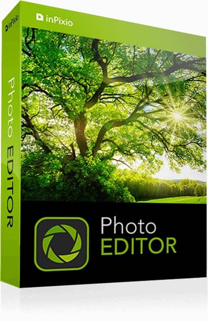 inPixio Photo Editor - Stellar Christmas Offer 2020