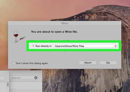 how to extract exe files on mac - step 10