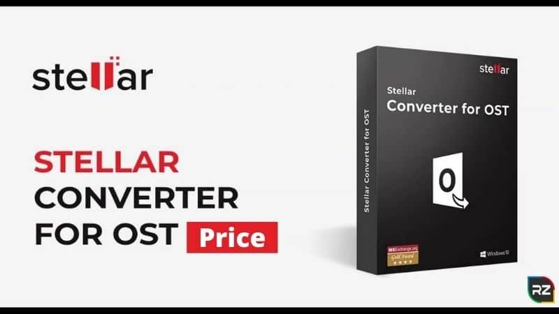 Stellar OST To PST Converter Tool Price