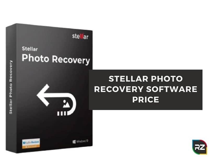 Stellar Photo Recovery Software Price