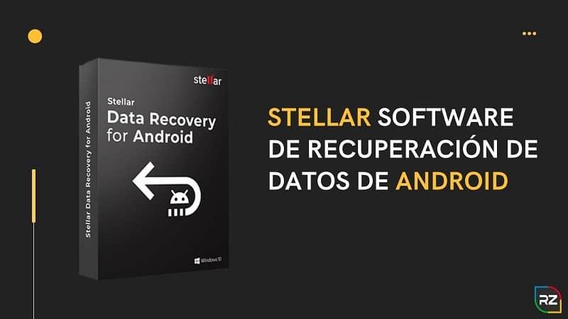 Stellar Software de recuperación de datos de Android