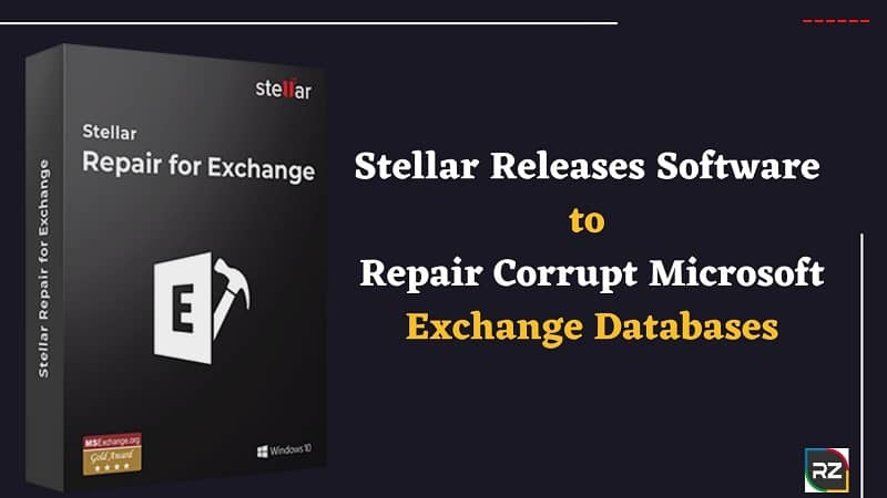 Stellar Releases Software to Repair Corrupt Microsoft Exchange Databases