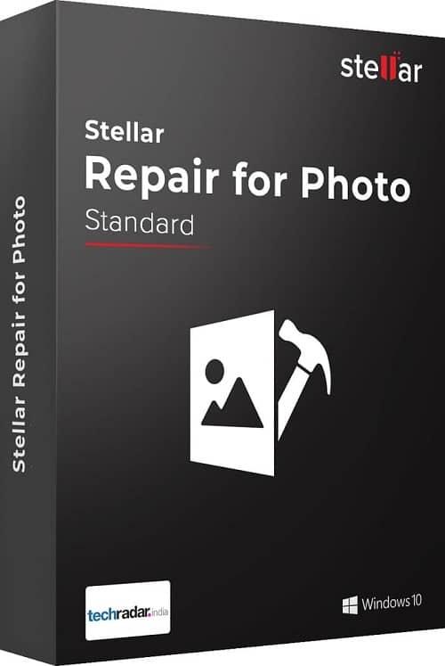 Stellar Repair for Photo Online