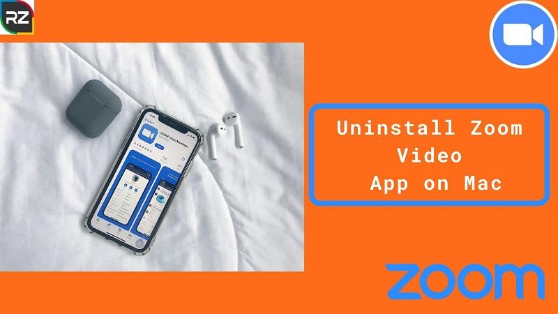 Uninstall Zoom Video App on Mac