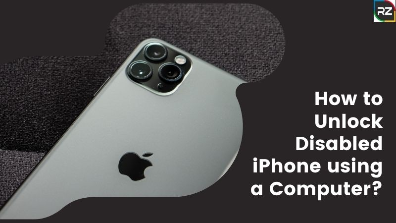 How to Unlock Disabled iPhone using a Computer